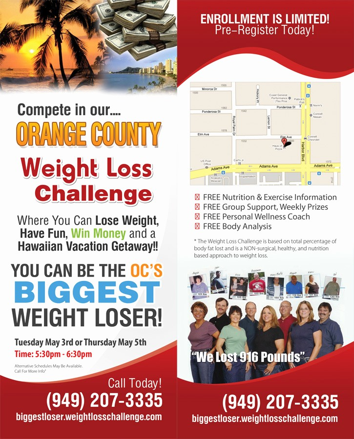 Weight Loss Challenge Flyer Template New Weight Loss Challenge Flyer Template Outletsonlinefo