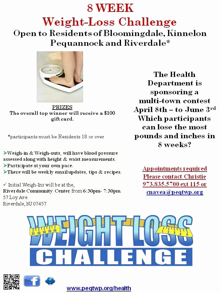 Weight Loss Challenge Flyer Template Unique 96 Weight Loss Challenge Flyer Template Weight Loss