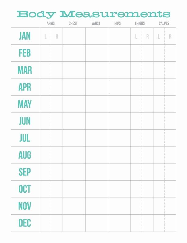 Weight Loss Chart for Women Best Of Best 25 Body Measurement Chart Ideas On Pinterest