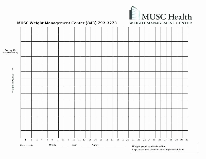 Weight Loss Chart Printable Blank Best Of Blank Weight Loss Tracking Chart – Gsfoundationfo