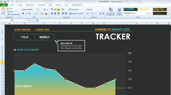 Weight Loss Tracker Excel Spreadsheet Lovely Simple Sport Templates for Microsoft Excel