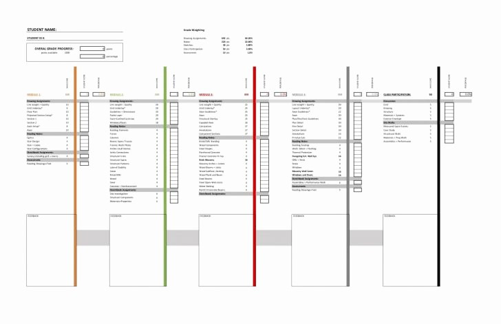 Weighted Grade Calculator Excel Template Elegant Grading Sheet Template Resume Samples Free Grade Word Shs