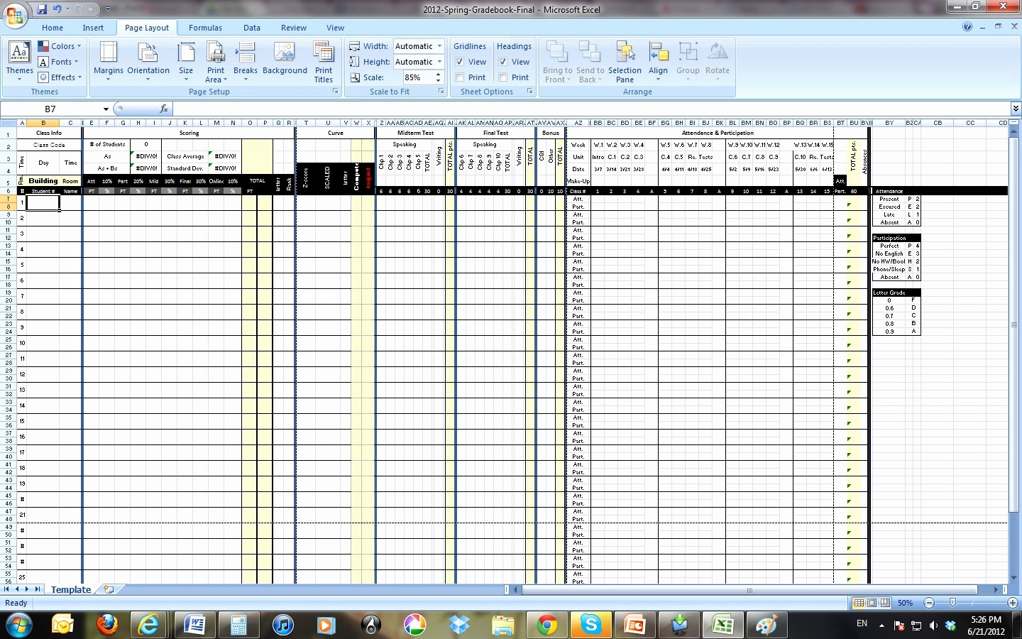 Weighted Grade Calculator Excel Template New 30 Awesome Weighted Grade Calculator Excel