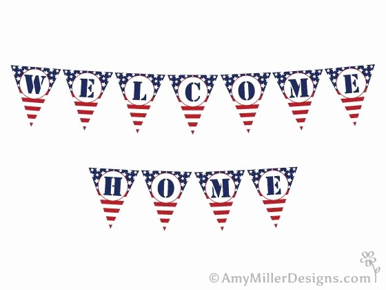 Welcome Back Sign to Print Best Of Free Military Wel E Home Printables