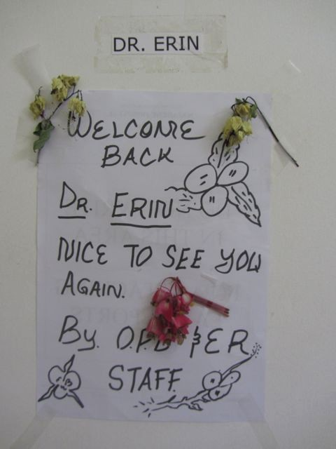 Welcome Back to Work Signs Awesome Erin In Png Back to Work