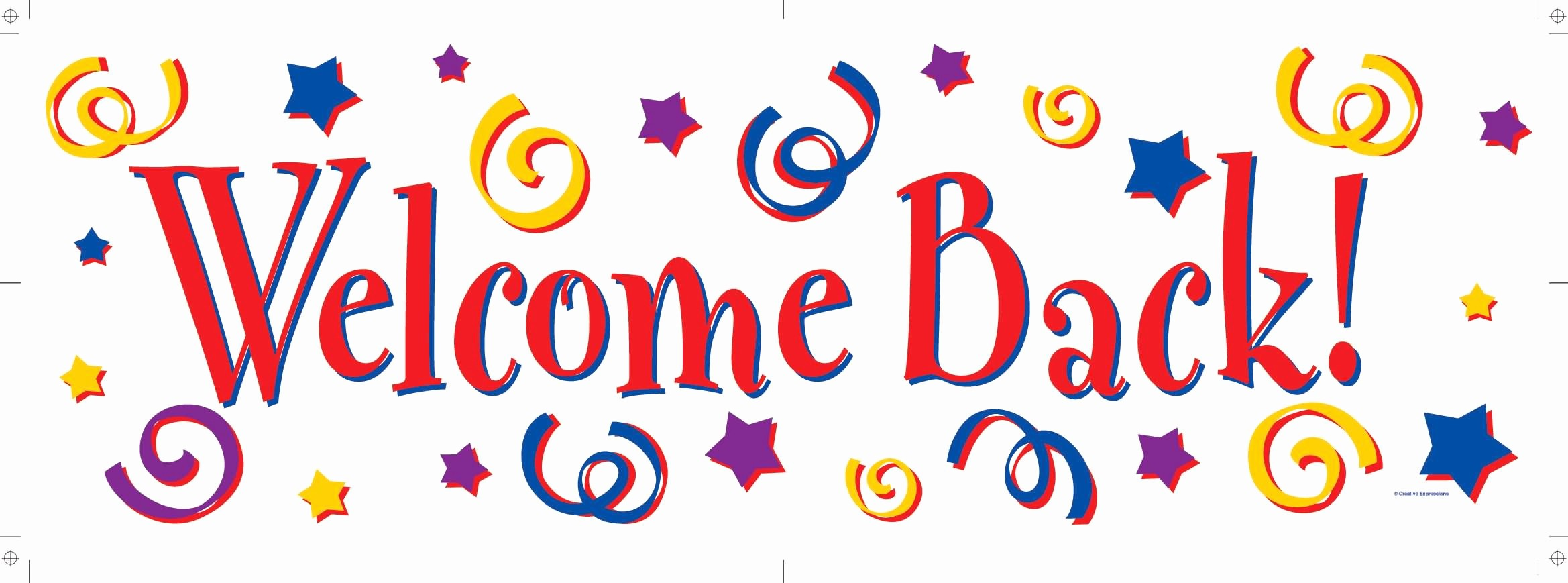 Welcome Back to Work Signs Beautiful Free Wel E Clip Art Clipartix
