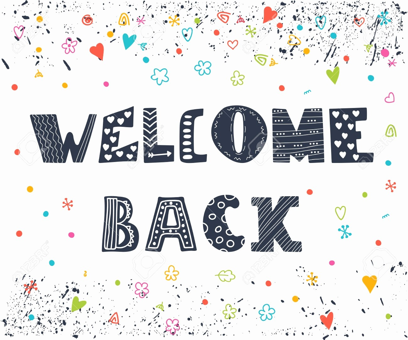 Welcome Back to Work Signs Inspirational Free Wel E Back Clipart Clipartix