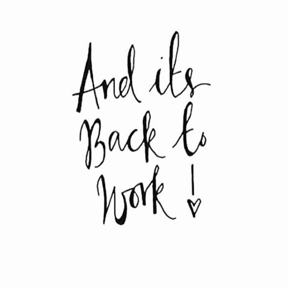 Welcome Back to Work Signs Luxury Returning to Work after Maternity Leave Here are 3 Simple