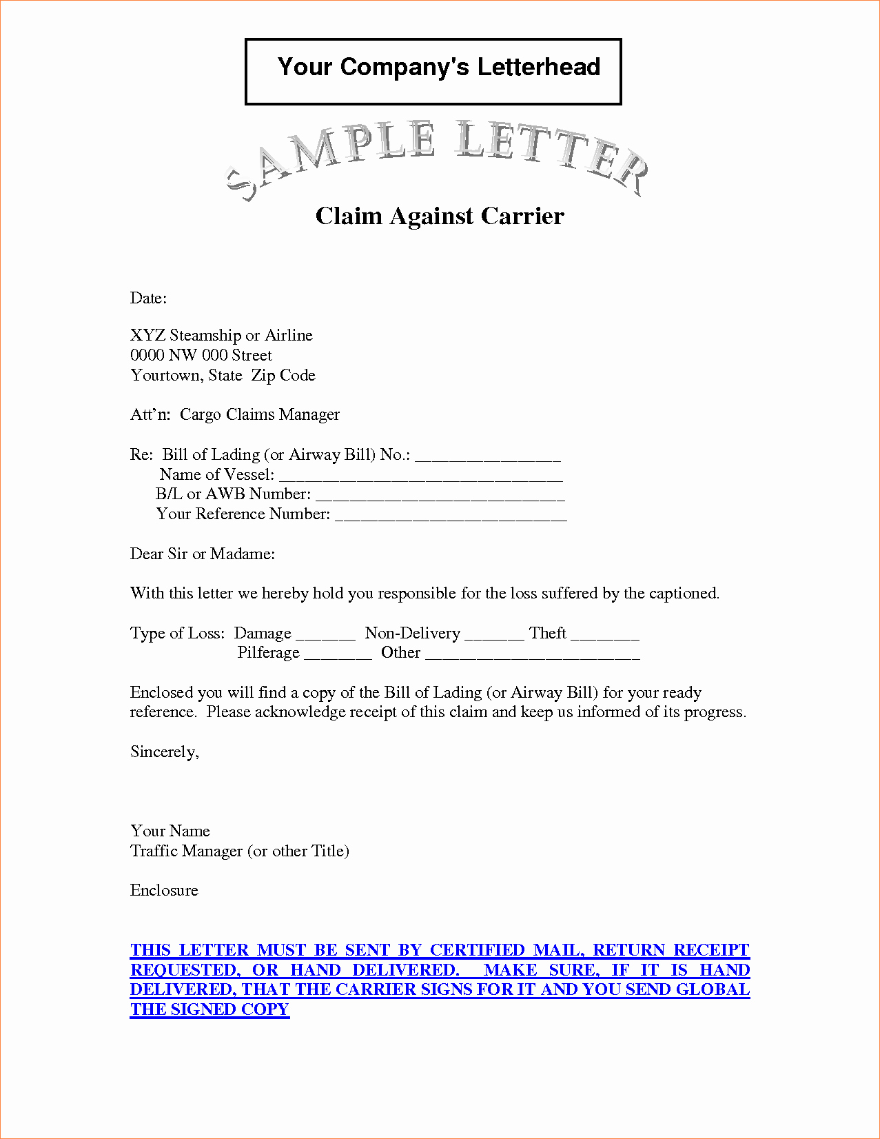 What is A Business Letterhead Beautiful 7 Pany Letterhead Examplereport Template Document