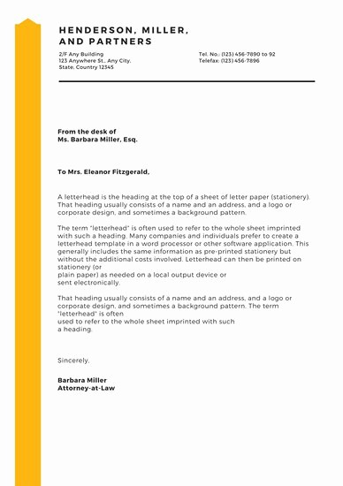 What is A Business Letterhead Beautiful Customize 178 Business Letterhead Templates Online Canva