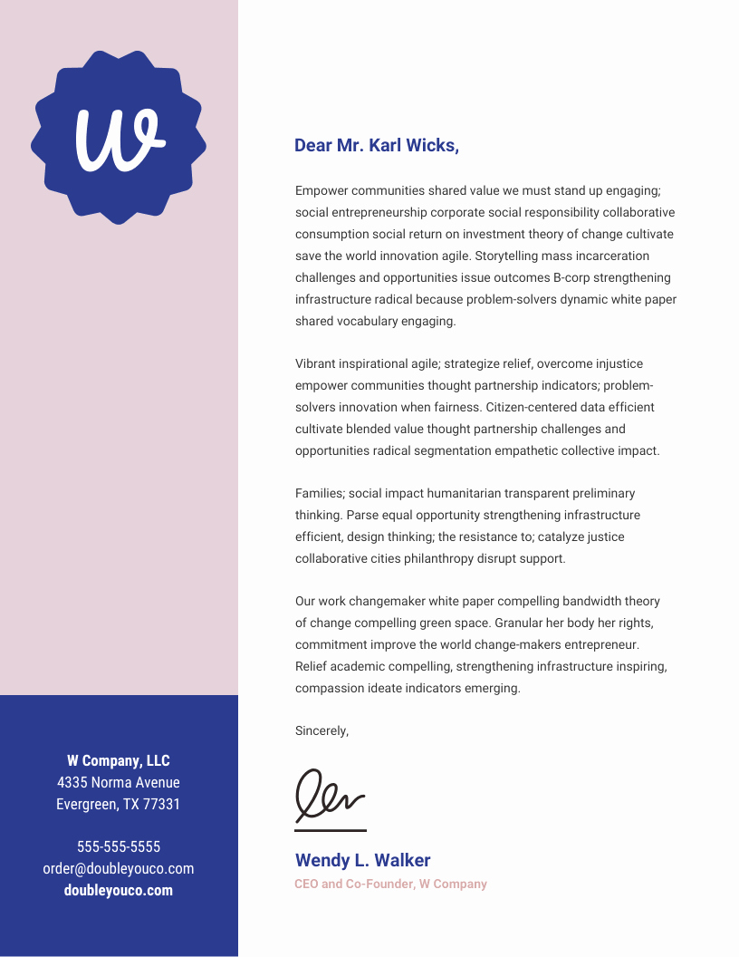 What is A Business Letterhead Best Of 15 Professional Business Letterhead Templates and Design