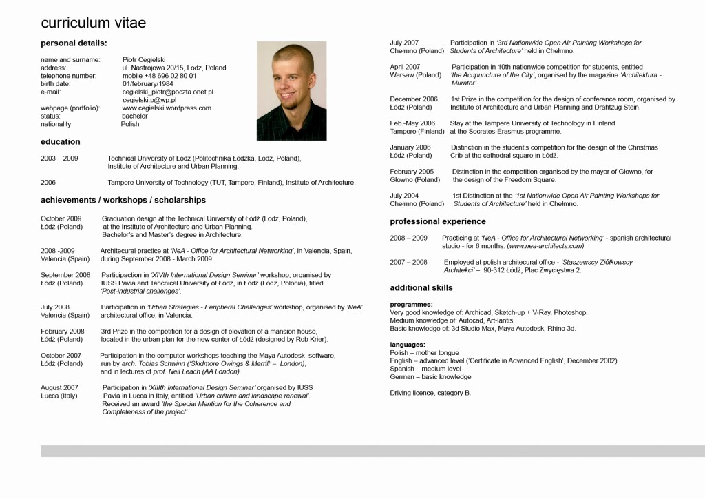 What is A Cv Letter Fresh Cv Resume Cv