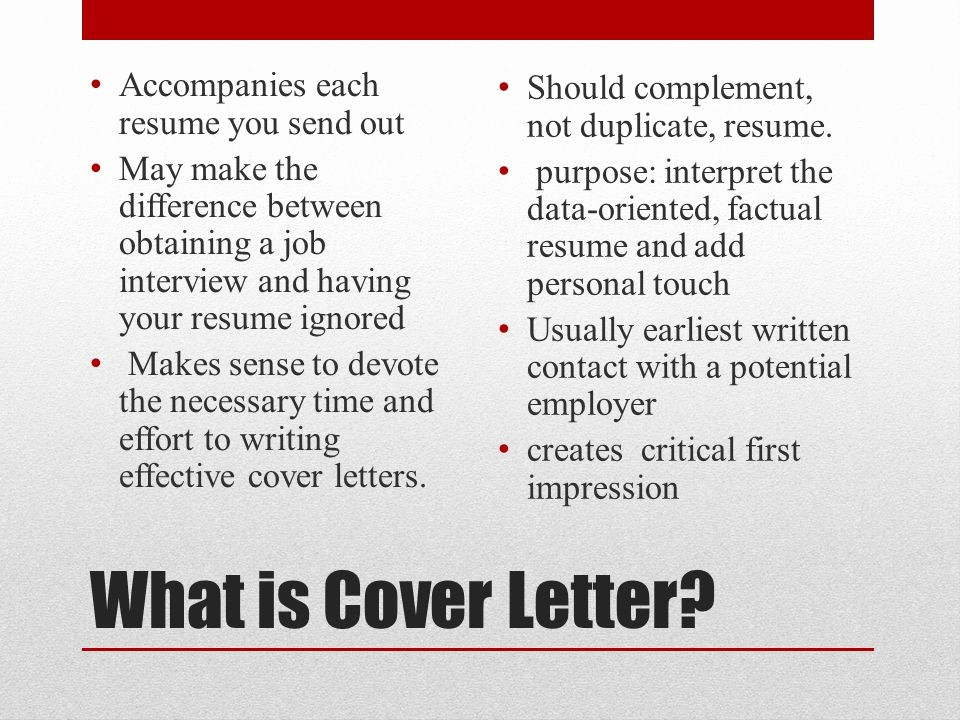 What is A Cv Letter Luxury From Alison Doyle On About Ppt Video Online