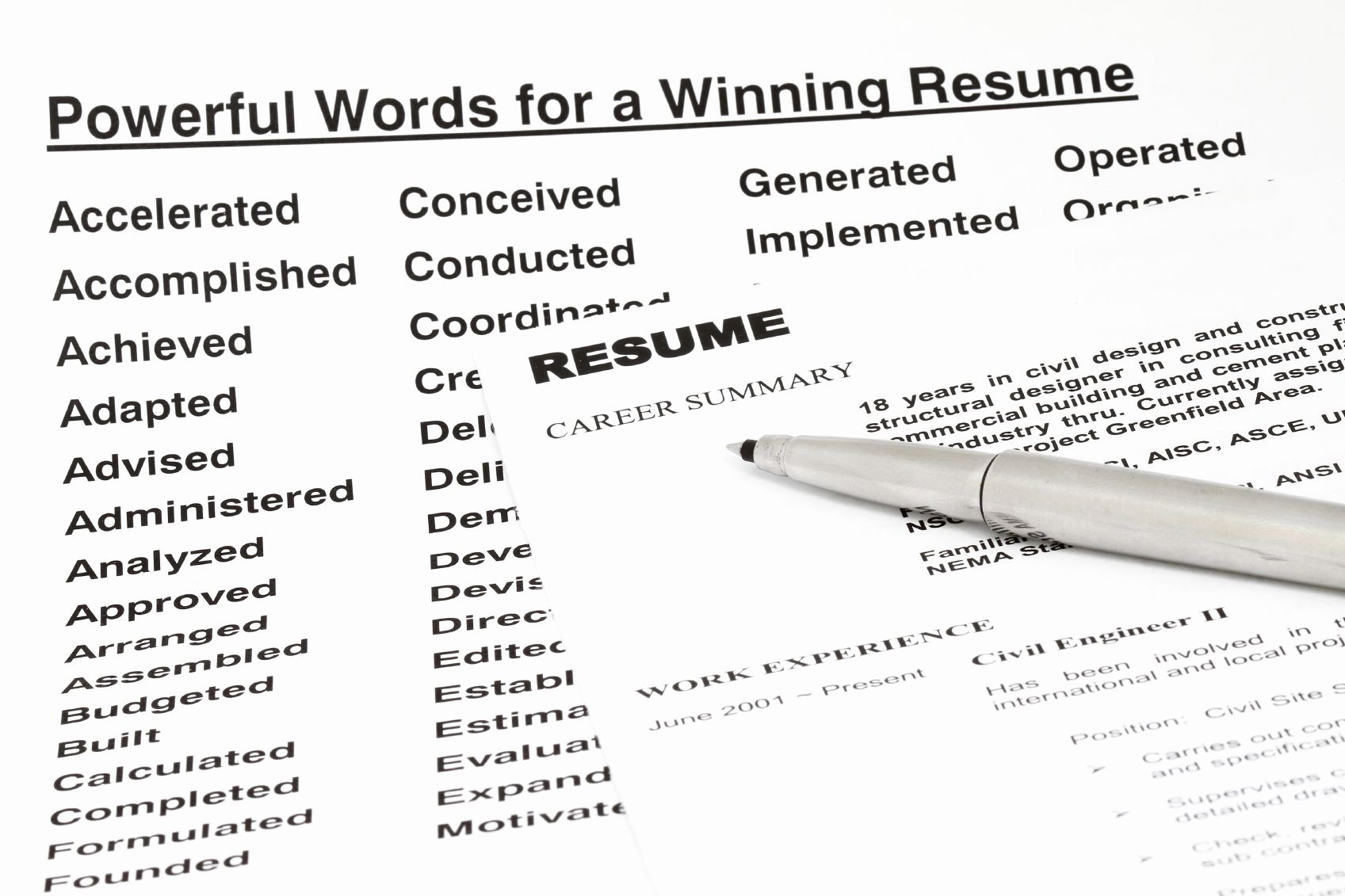 What is A Cv Word Beautiful How to Use Resume Keywords to Land An Interview