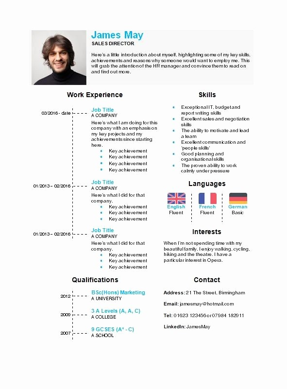 What is A Cv Word Luxury Timeline Cv Template In Microsoft Word How to Write A Cv
