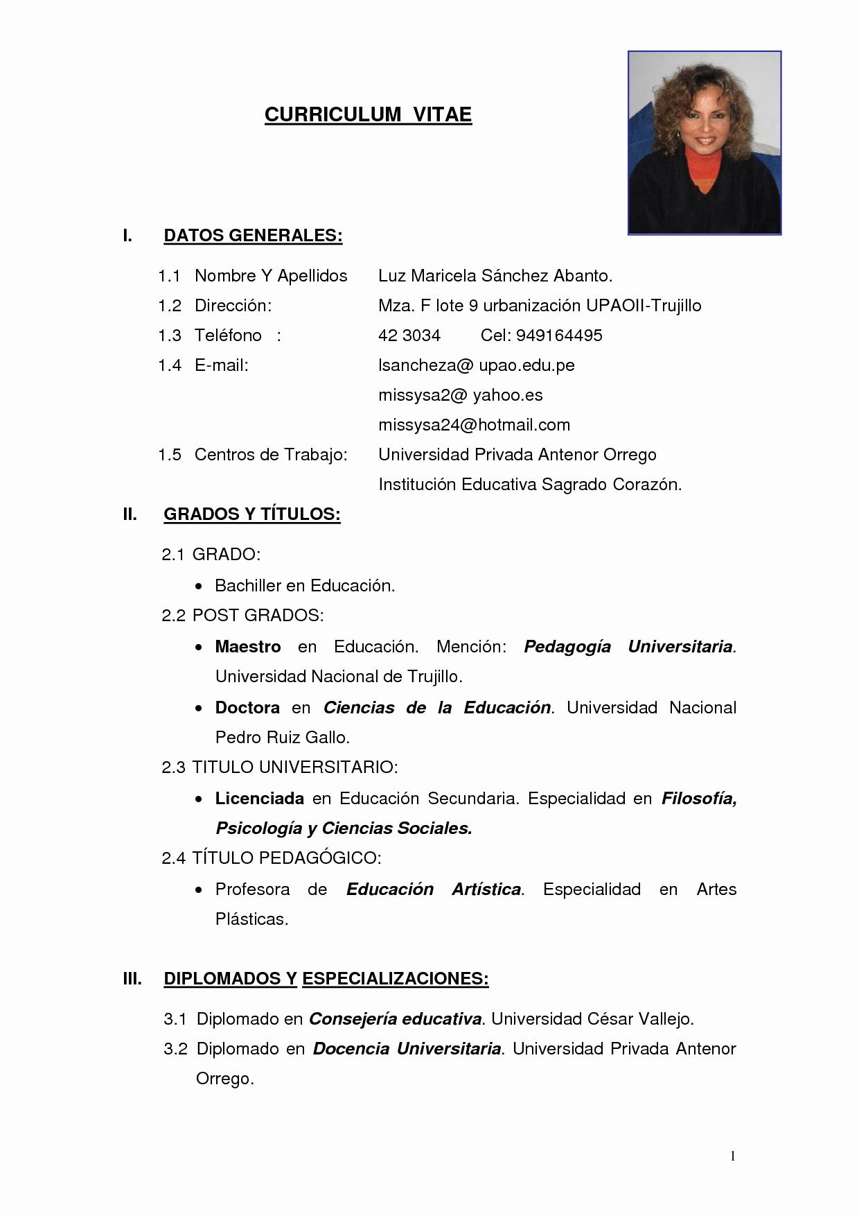 What is A Cv Word Unique Modelo De Curriculum Vitae Word 2017 Modelo De