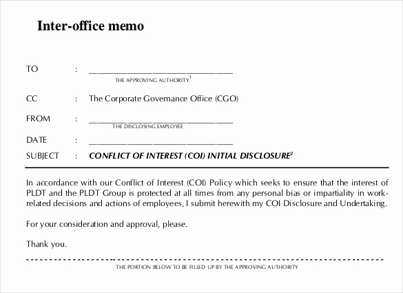 What is A Interoffice Memo Elegant Interoffice Memo Template 29 Sample Word Google Docs