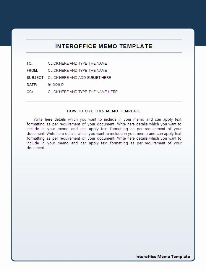 What is A Interoffice Memo Inspirational Business Templates