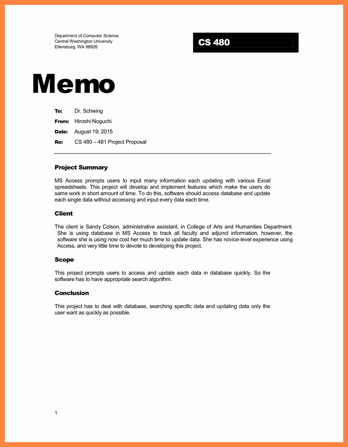 What is A Interoffice Memo Unique 3 Professional Memo