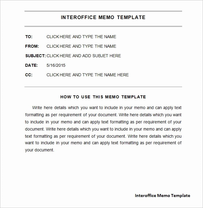 What is A Interoffice Memo Unique Interoffice Memo Templates Word Templates Docs