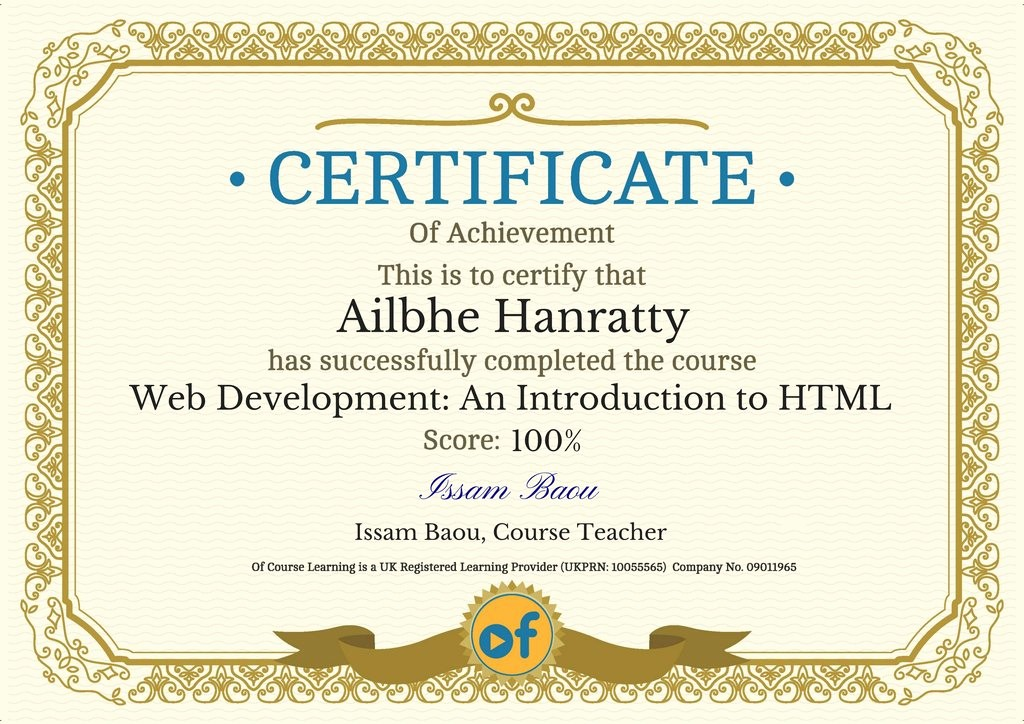 What is Certificate Of Achievement Awesome Certificate Of Achievement A4 High Quality Hard Copy