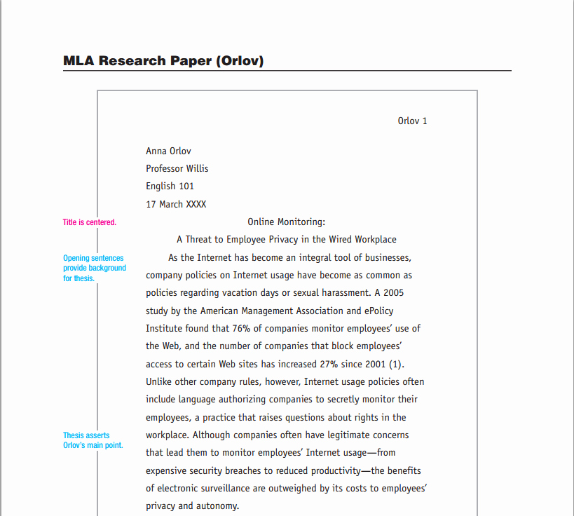 What is Mla Writing Style Luxury Mla Sample Essay format Examples
