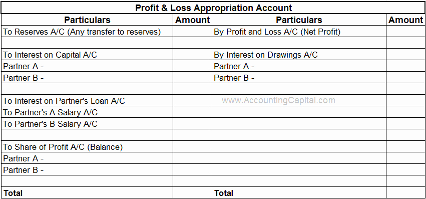 What is Profit and Loss Elegant Profit and Loss Vs Profit and Loss Appropriation Account