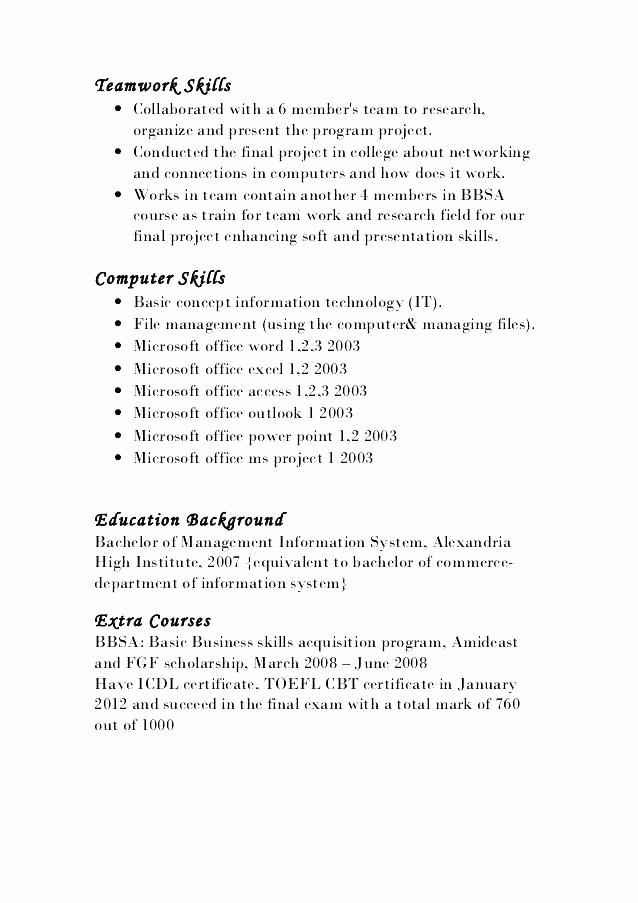What Microsoft Program Makes Resumes Elegant 11 12 What Microsoft Program Makes Resumes