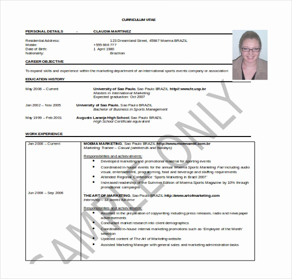 What Microsoft Program Makes Resumes Elegant 26 Word Professional Resume Template Free Download