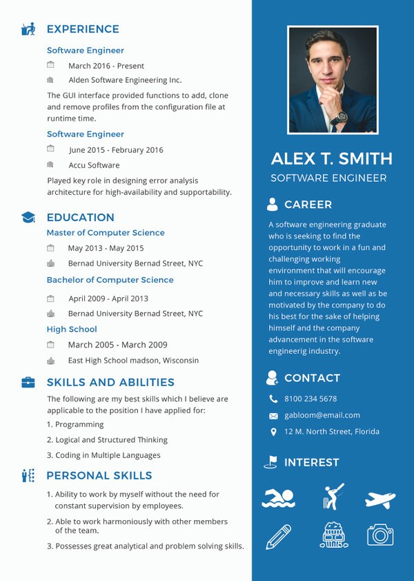 What Microsoft Program Makes Resumes Fresh Resume Template for Fresher 14 Free Word Excel Pdf