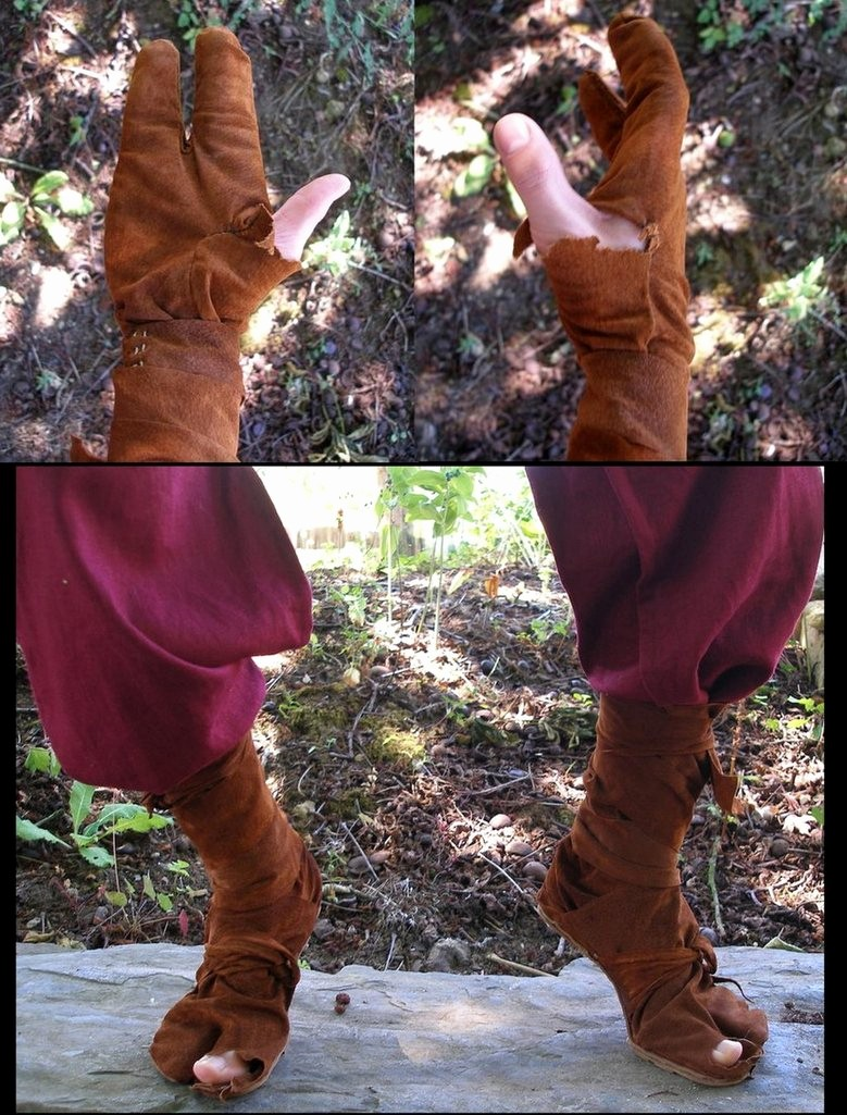 What's A Work Cited Page Inspirational Troll Gloves Shoes by Carancerth On Deviantart