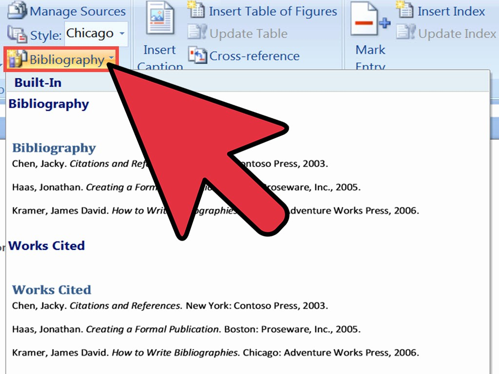What's A Work Cited Page Luxury How to Automatically Generate A Work Cited Page Through