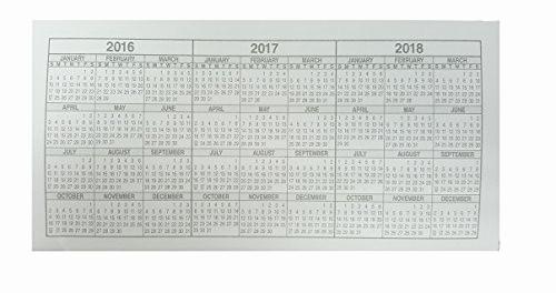 Where to Buy Check Registers Elegant 3 Pack Easy Read Transaction Checkbook Register 2016 2017