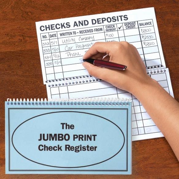 Where to Buy Check Registers Elegant Print Check Register Check Register Walter Drake