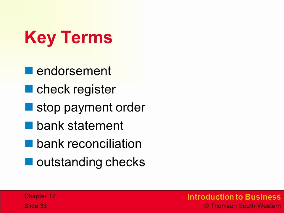 Where to Buy Check Registers Fresh Banking and Financial Services Ppt Video Online