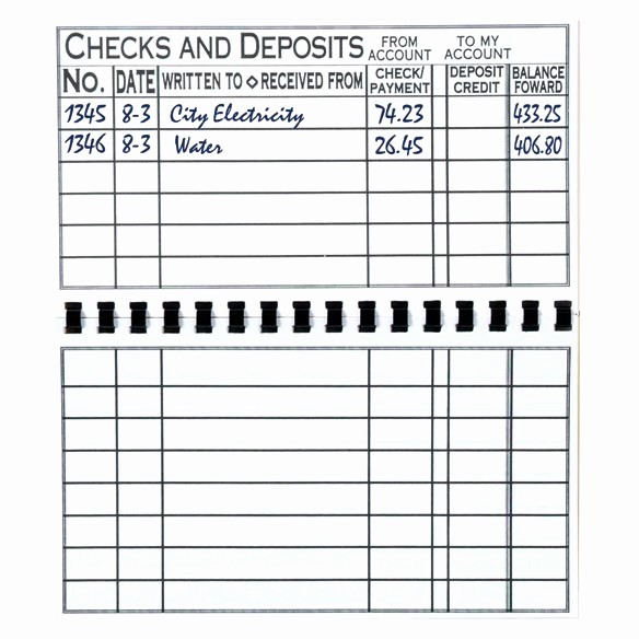 Where to Buy Checkbook Register Beautiful Print Check Register Checkbook Register Easy