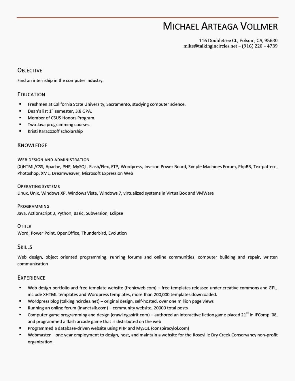 Where to Find Resume Templates Beautiful Open Fice Resume Template Beepmunk