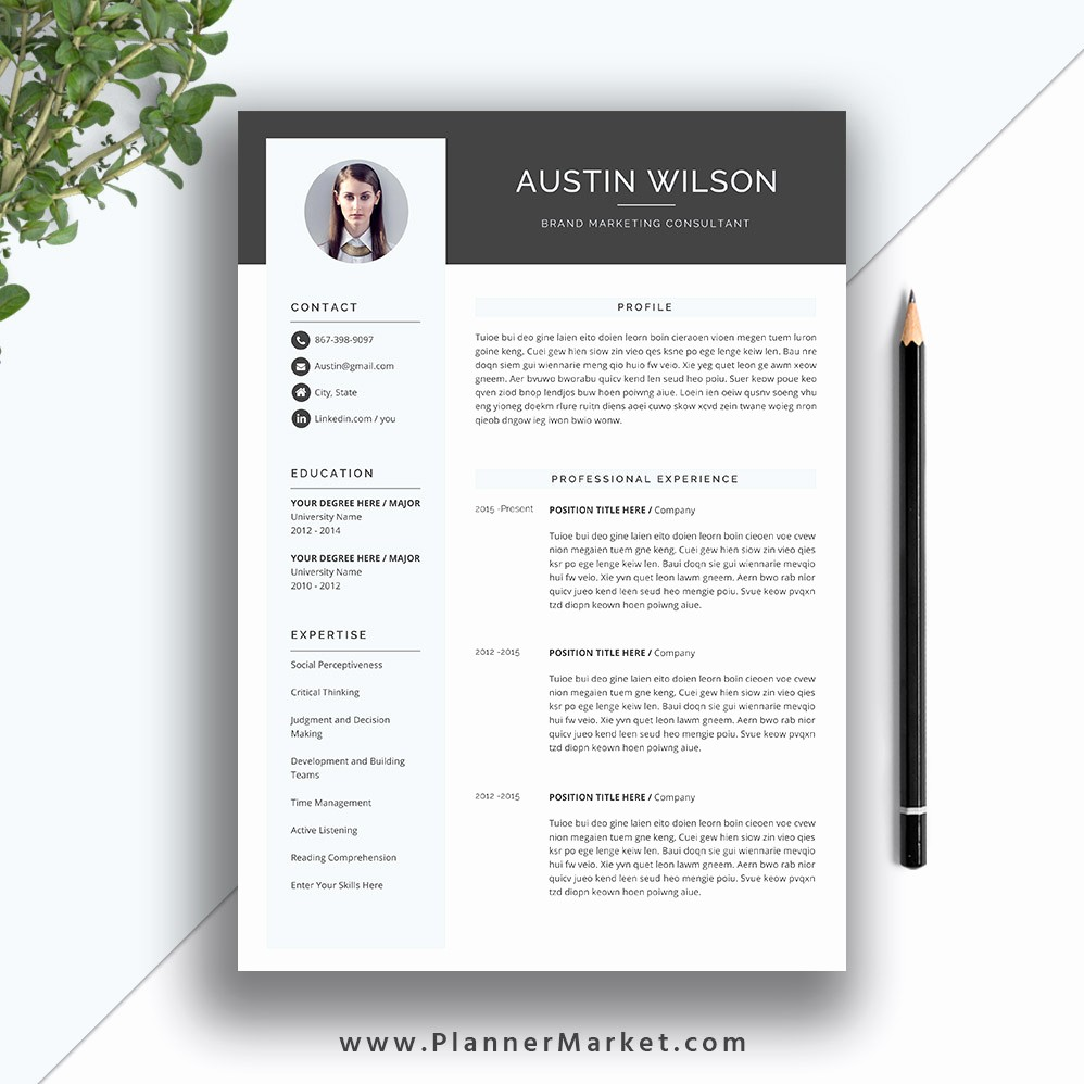 Where to Find Resume Templates Best Of This Eye Catching Resume Template Helps You Get Noticed