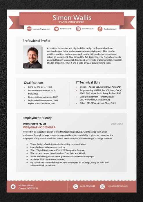 Where to Find Resume Templates Inspirational 17 Best Images About Sample Resumes & Professional Resume