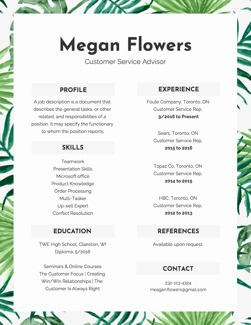 Where to Find Resume Templates New Infographic Resume Template Venngage