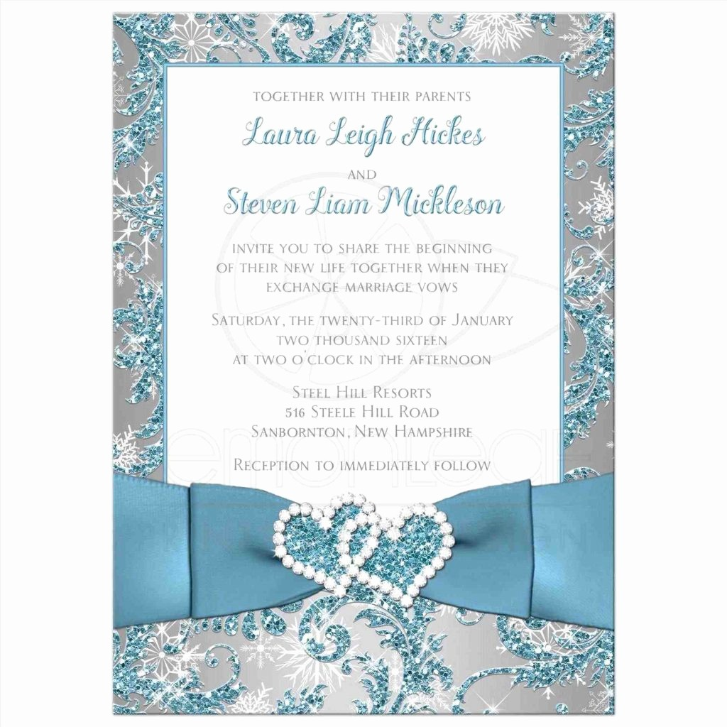 Winter Wonderland Invitation Template Free Best Of Winter Invitation Templates Best Template Winter