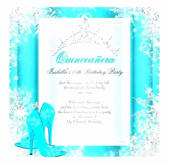 Winter Wonderland Invitation Template Free Lovely Prom Invitation Templates Winter Wonderland Template