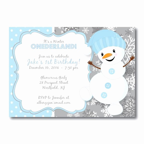 Winter Wonderland Invitation Template Free Unique 1000 Ideas About Snowman Birthday Parties On Pinterest