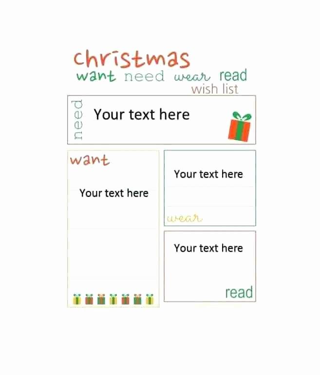 Wish List Template Microsoft Word Beautiful Blank Monthly Calendar Template Printable Calendars