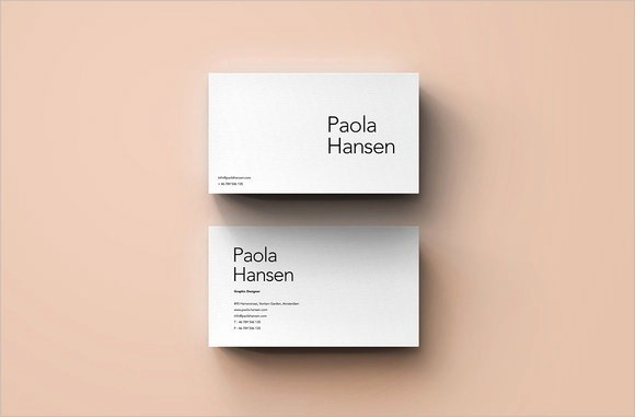 Word Blank Business Card Template Awesome Blank Business Card Template 9 Download Documents In