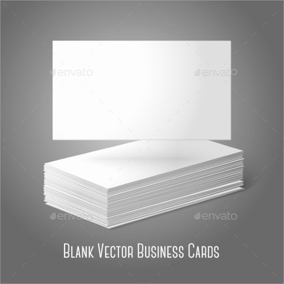 Word Blank Business Card Template Lovely 44 Free Blank Business Card Templates Ai Word Psd