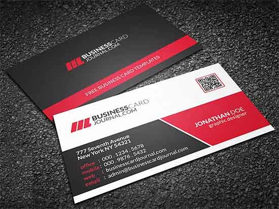 Word Document Business Card Template Fresh 8 Business Card Templates Word Excel Pdf Templates