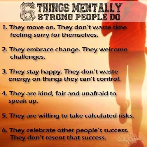 Word for Things to Do Best Of 6 Things Mentally Strong People Do