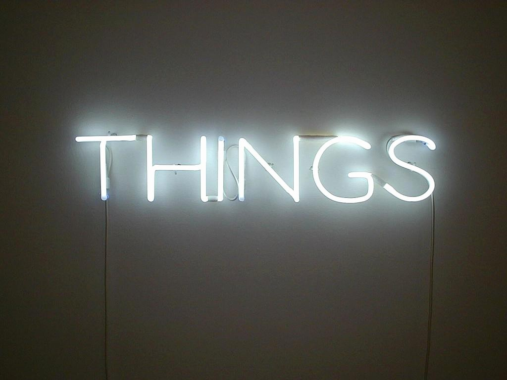 Word for Things to Do Lovely Martin Creed Artista Della Galleria Alberto Peola