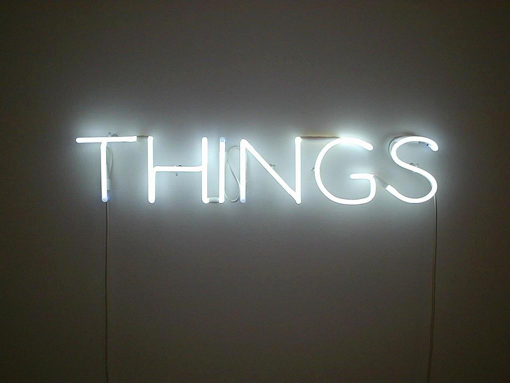 Word for Things to Do Lovely Martin Creed Artista Della Galleria Alberto Peola